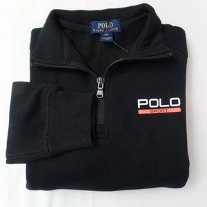 Polo Ralph Lauren Active 1/2 Zip Fleece Pullover